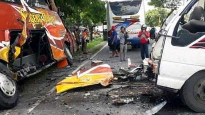 Ternyata Remaja Masjid Jadi Korban dalam Kecelakaan Bus vs Avanza hingga Tewaskan 9 Orang