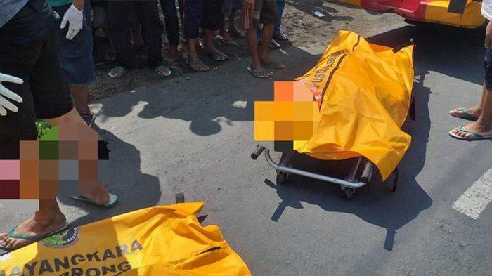 Ilustrasi korban kecelakaan