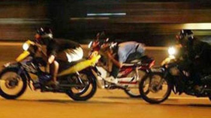 Kecelakaan Maut Tadi Pukul 03.10 WIB, Remaja Tewas Tabrak Pohon, Korban Dikejar Rombongan OTK