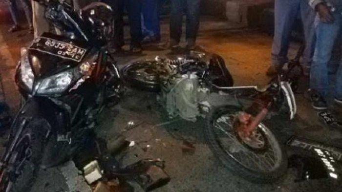 Kecelakaan Maut, Remaja yang Kendarai Honda Beat Tewas, Korban Meninggal dengan Luka di Kepala