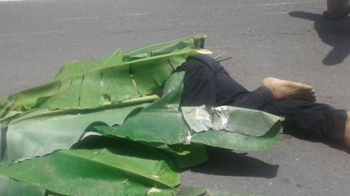 Kecelakaan Maut, Seorang Remaja Tewas, Korban Melaju Ditikungan ke Jalur Sebelah hingga Tabrak Mobil