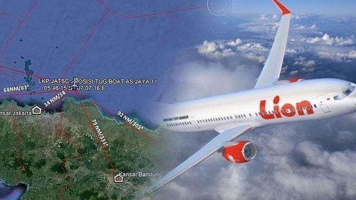 Ingat Tragedi Pesawat Lion Air JT 610 Jatuh Tahun 2018? Terungkap Percakapan Akhir, Ini Penyebabnya
