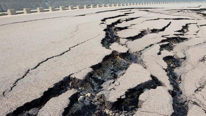 Gempa Bumi Magnitudo 6,7 SR, Guncangan Kembali Terjadi di Wilayah Tsunami, Ini Lokasi Titik Gempa