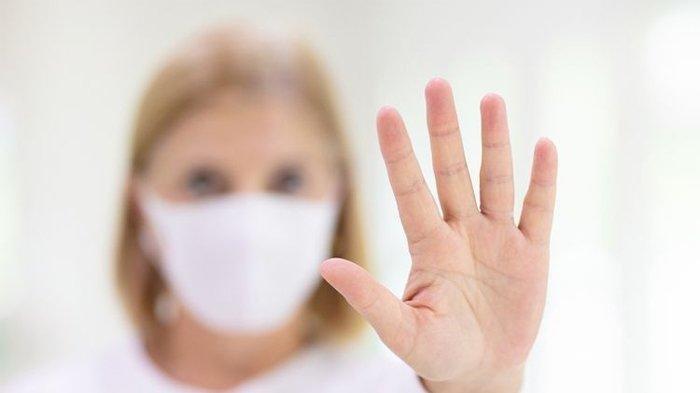 Ilustrasi kontak dengan pasien virus corona
