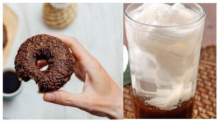 Efek Konsumsi Makanan Manis dan Minuman Dingin Saat Berbuka Puasa