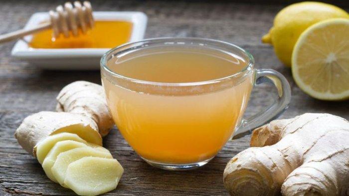 Resep dan Cara Buat Minuman Jahe Wangi, Hangat dan Menyehatkan