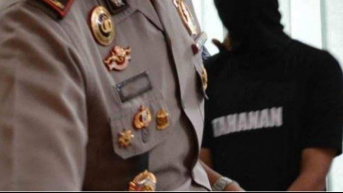 Oknum Polisi Ditangkap Bawa Narkoba untuk Kedua Kalinya, Briptu SR Kalap
