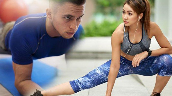 Harus Berolahraga, Inilah Tiga Macam Latihan Agar Tubuh Tetap Fit, Bisa Dilakukan Setiap Hari