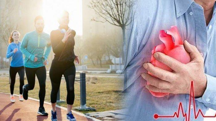 Cara Ampuh Menjaga Kesehatan Jantung, Tidur yang Cukup, Aktif Bergerak hingga Kelola Stres