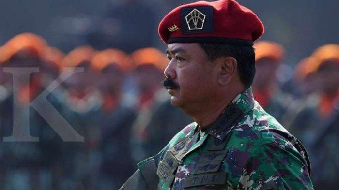 Panglima TNI Hadi Tjahjanto Mutasi Jabatan Sederet Jenderal, Berikut Nama-namanya