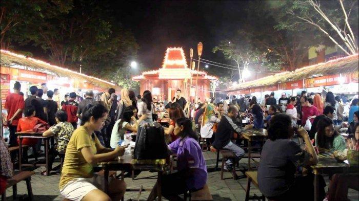 Dua Hari Pendaftaran Pasar Senggol Disperdagkop Terima 500 Pedagang