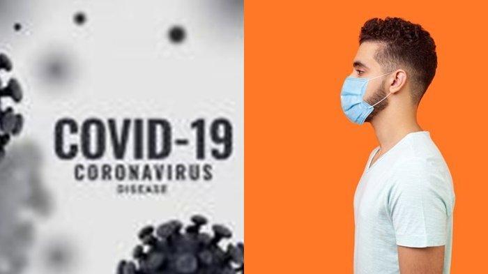 Ilustrasi pasien Covid-19 yang diisolasi di rumah dan pandemi Covid-19