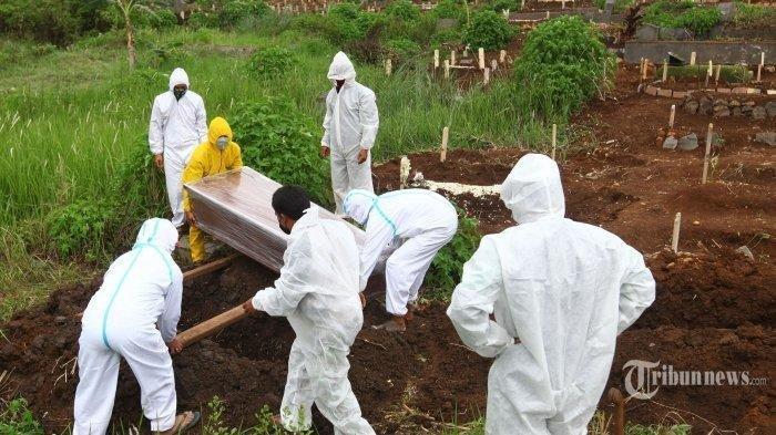 Kasus Covid-19 Makin Mengerikan di DKI Jakarta, MUI Sarankan Pemakaman Massal Jenazah Korban Covid