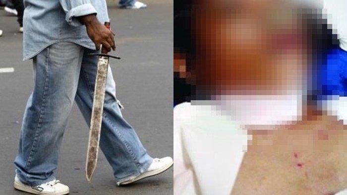 Ayah Tebas Leher Kekasih Anaknya, Kesal karena Tak Mau Tanggung Jawab Sudah Menghamili Putrinya