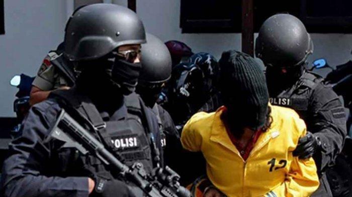 Saiful Basri Terduga Teroris yang Serahkan Diri, Bogkar Aksi Teror Sasar Pom Bensin Milik China