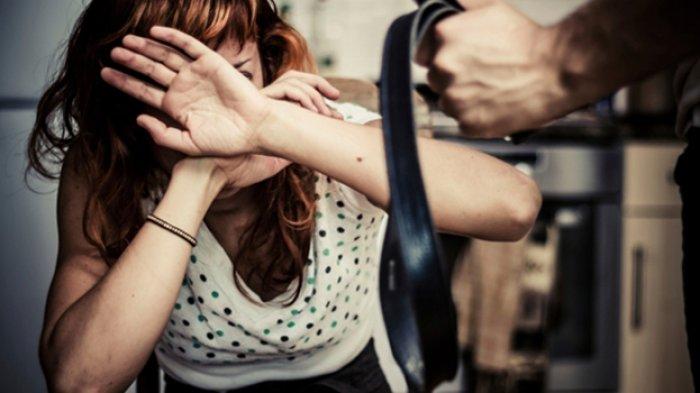 Tidak Diberi Handphone, Pria Ini Tega Aniaya Istrinya yang Sedang Hamil 2 Bulan
