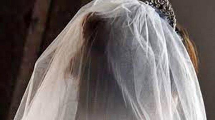 Ilustrasi <a href='https://manado.tribunnews.com/tag/pengantin' title='pengantin'>pengantin</a> <a href='https://manado.tribunnews.com/tag/perempuan' title='perempuan'>perempuan</a>.