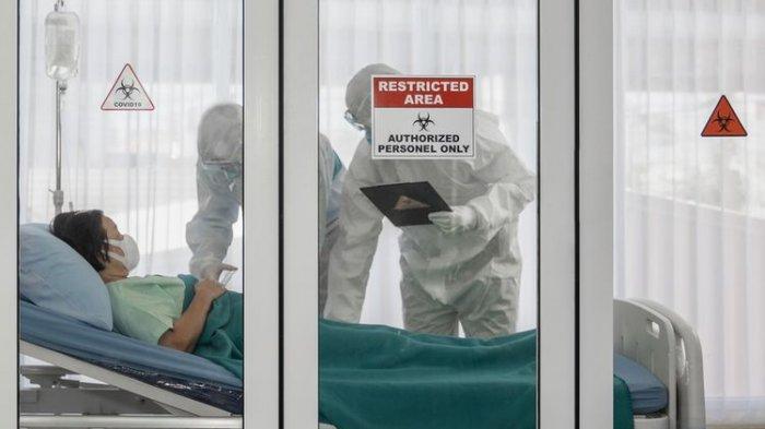 UPDATE, 1.155 Kasus Virus Corona di Indonesia, Sembuh 59 Orang, Meninggal 102 Orang