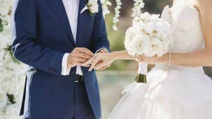 Mempelai Pria Terpapar Covid Jelang Hari Pernikahan, Terpaksa Gelar Secara Virtual, Ini Kisahnya