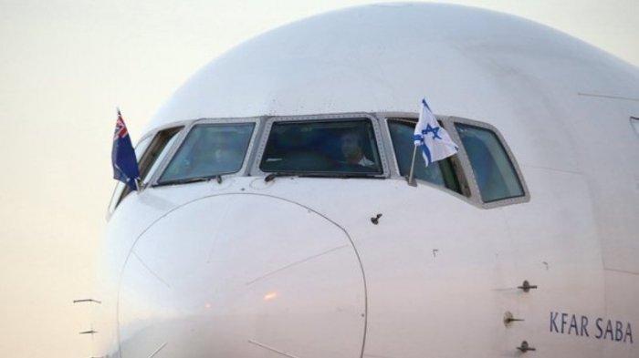 Maskapai Israel Tak Diizinkan Gunakan Wilayah Udara Arab Saudi, Alasannya Terungkap