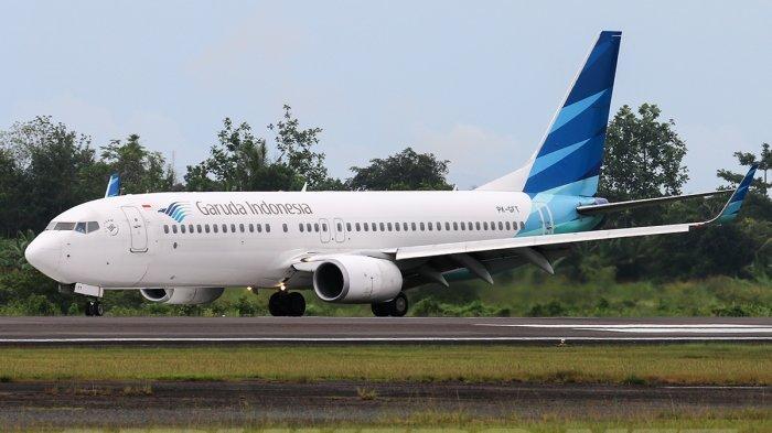 Dirut Garuda Minta Penumpang Pesawat Tak Usah Duduk Jaga Jarak: Tidak Perlu Repot-repot