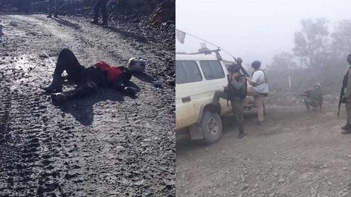 Oknum KKB Papua Bernama Sapikul Ditembak TNI-Polri saat Bersembunyi, Anak Buah Lekagak Telenggen