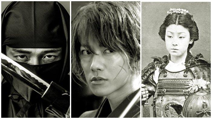 Penjelasan Tentang Prajurit Tradisional Jepang: Samurai, Ninja hingga Ronin