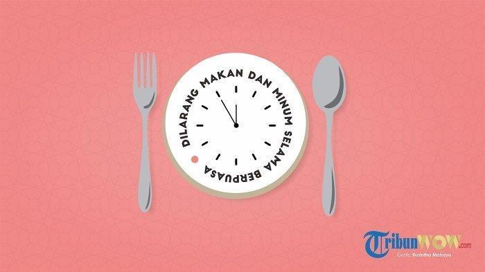 Tips Hindari Dehidrasi Selama Ibadah Puasa di Bulan Ramadan, Hindari Konsumsi Ini Secara Berlebihan