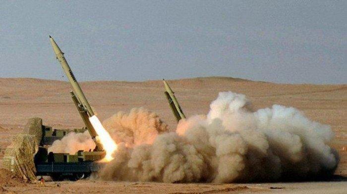 Suriah Luncurkan 3 Roket Rudal Bombardir Israel, Bantu Militan di Gaza, Medan Perang Semakin Luas