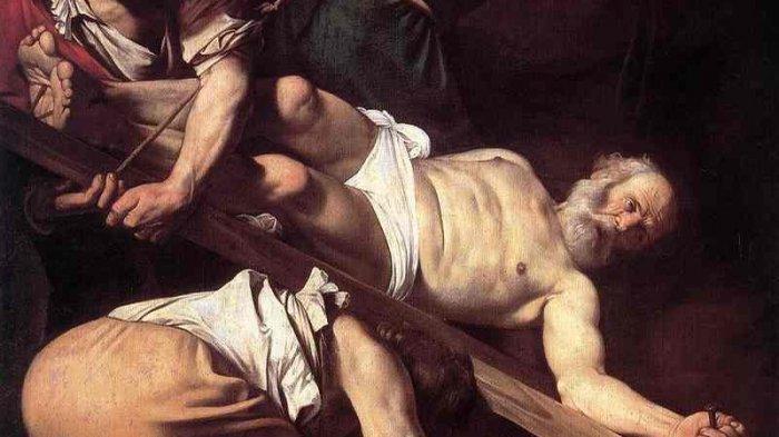KISAH Petrus Murid Yesus yang Mati dengan Salib Terbalik, Dia Bersukacita Saat Hari Terakhirnya
