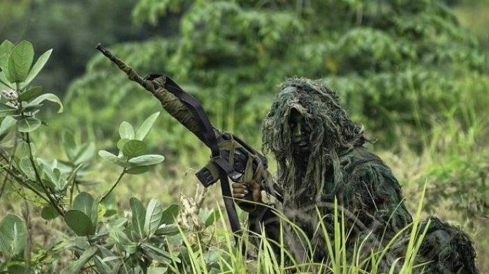 KISAH Sniper Legendaris Indonesia Kelas Dunia, Satu Pertempuran Kill 49 Orang, Bikin Panglima Kagum