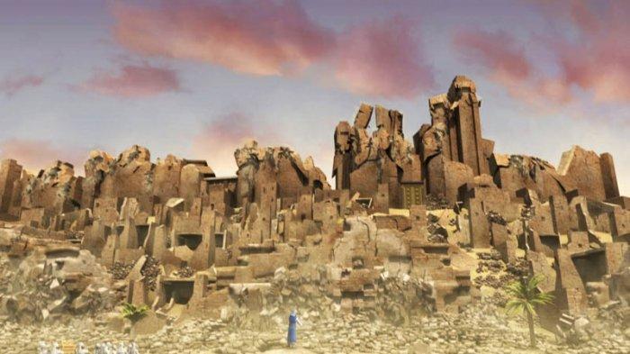KISAH Yosua dan Bangsa Israel Merobohkan Tembok Yerikho, Sangkakala dan Nyanyian jadi Senjata