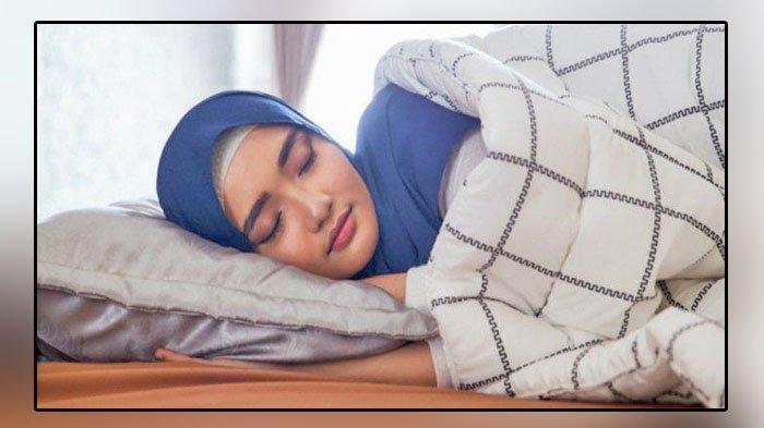 TIPS Tidur Cepat, Hanya 10 Detik, Ucapkan Kata-kata Ini Berulang