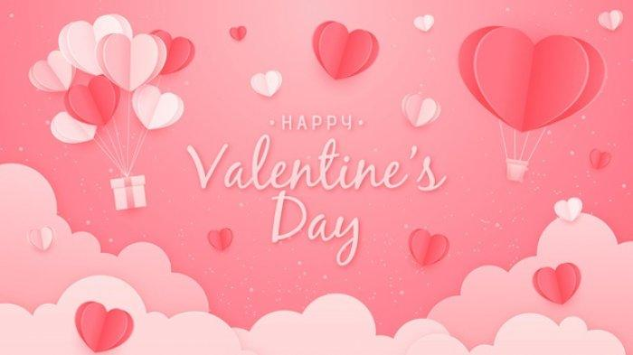 Selamat Hari Valentine! Ini 50 Ucapan Paling Romantis, Bikin si Dia Makin Klepek-klepek