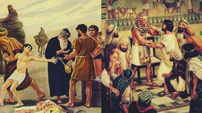 Kisah Yusuf Anak Yakub, Tetap Mengampuni Meski Dijual Saudaranya di Mesir, Dikenal Penafsir Mimpi