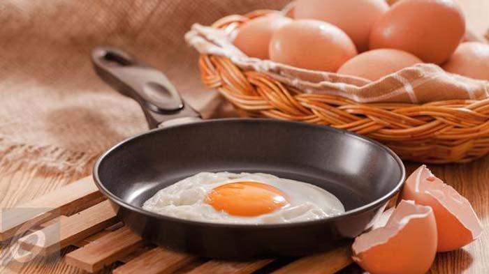 5 Menit Aja Makan Telur Saat Perut Kosong, Rasakan Manfaatnya untuk Tubuh