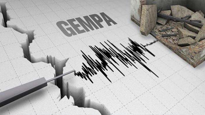 Gempa Bumi Kamis 25 Maret 2021, Wilayah Ini Diguncang 4 Kali Secara Beruntun, Ini Titik Lokasinya