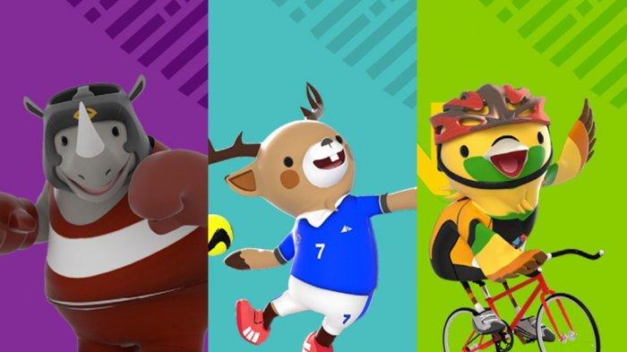 Rindukan 3 Maskot Asian Games 2018? Yuk Kenalan dengan Sosok Penciptanya