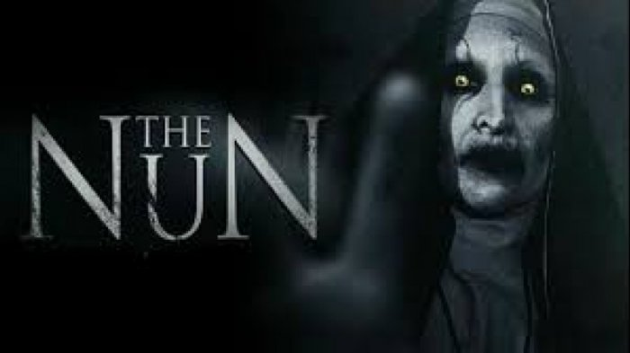 Berwujud Anak Kecil, Valak Tebar Teror Lewat The Nun