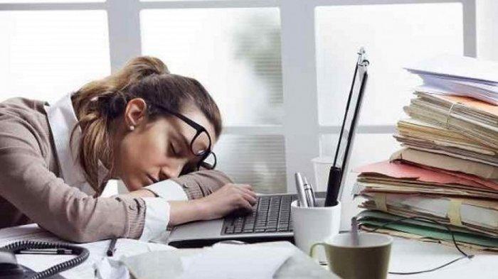 Kelelahan Kronis Bisa Sebabkan Kematian, Jangan Sepelekan!