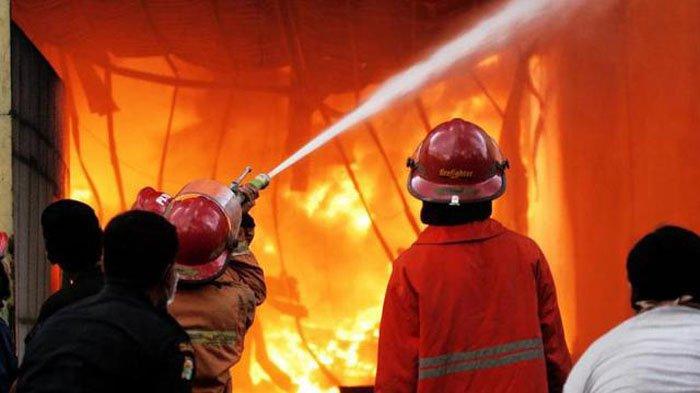 Dua Gereja di Amerika Dibakar Seorang Wanita, Tulis Didepan Pintu 'Iblis Masih Hidup'