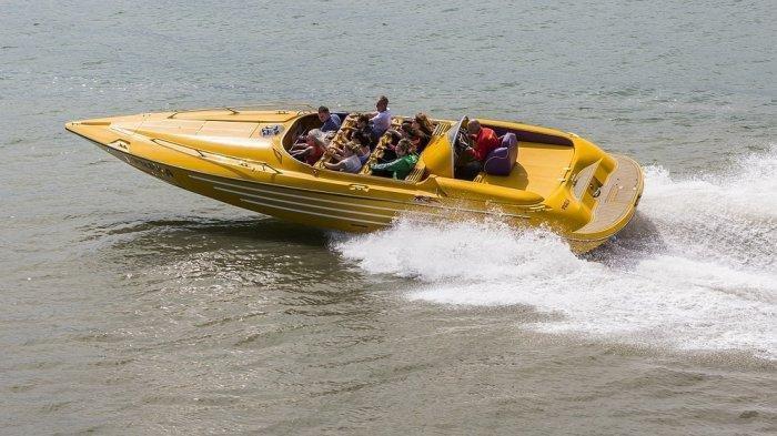 Bercanda Berujung Maut, Pria Ini Tewas Tersayat Baling-baling Kapal Saat Merayakan Ulang Tahunnya