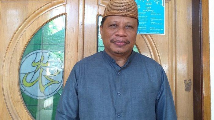 Imam Masjid Darul Arqam, Ustadz Rizal Arsyad.