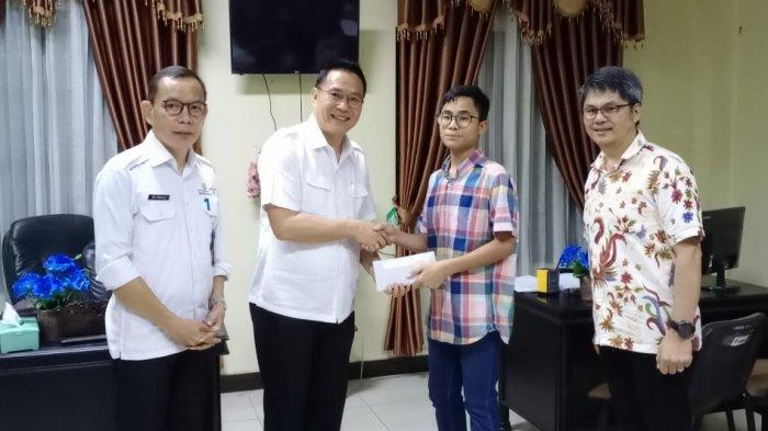 Imanuel TS Roeroe, Wakili Indonesia di Olimpiade SEAMO X 2020