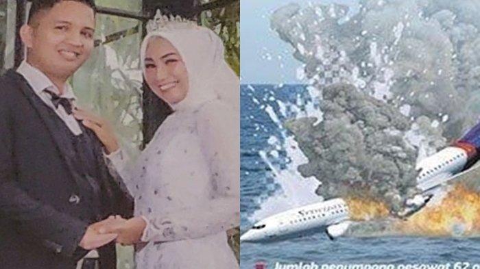 Ibu Indah Pingsan Dengar Pesawat Jatuh, Menantu, Besan hingga Cucunya Penumpang Sriwijaya Air 182