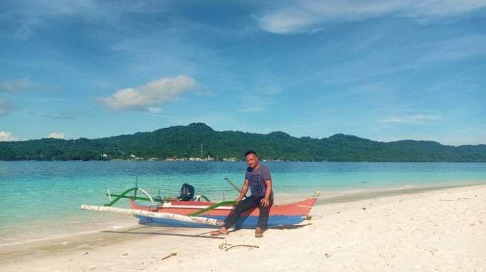 Indahnya Pulau Sara di Ujung Utara NKRI