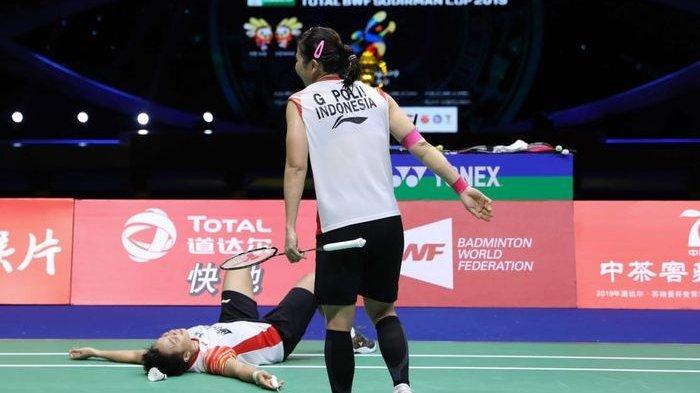 Hasil Indonesia Open 2019 - Pasangan Greysia/Apriyani Melaju ke Babak Kedua