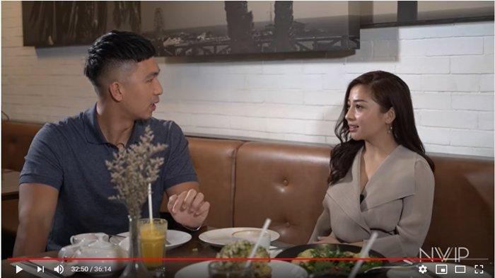 Indra Priawan dan Nikita Willy