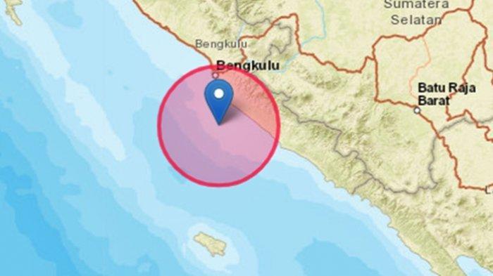 Gempa Bumi Terkini Info BMKG, Warga Diimbau Waspada, Ini Data Magnitudo dan Lokasinya