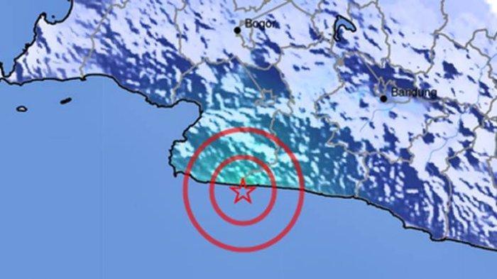 Gempa Bumi Pagi Ini Minggu (19/09/21) Guncang Jabar, Berikut Data Magnitudo Info Terkini BMKG